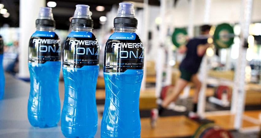 Изотонический напиток Powerade
